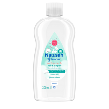 Natusan® by Johnson's® Cottontouch™ Hair & Scalp Oil