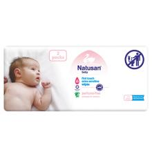NATUSAN® First Touch Wipes