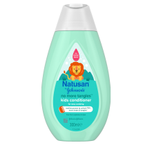 Natusan® by Johnson's® No More Tangles™ Kids Conditioner