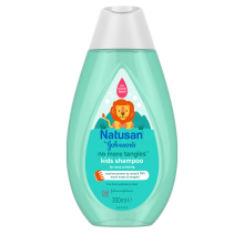 Natusan® by Johnson's® No More Tangles™ Kids Shampoo