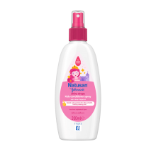 Natusan® by Johnson's® Shiny Drops Kids Conditioner Spray