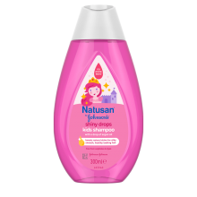 Natusan® by Johnson's® Shiny Drops Kids Shampoo
