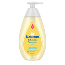 Natusan® by Johnson's® Top-To-Toe® Wash