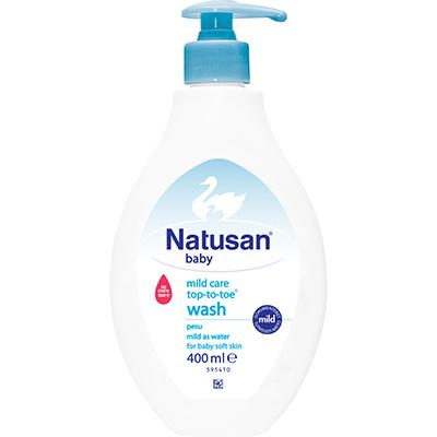 NATUSAN® Mild Care TOP-To-TOE™ Wash